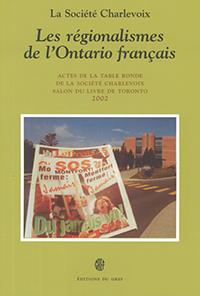 Les régionalismes de l'Ontario français